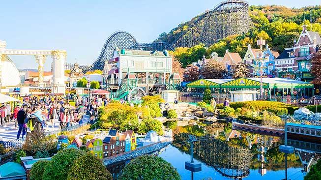 Everland Theme Park