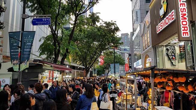Tempat Wisata di Korea Selatan