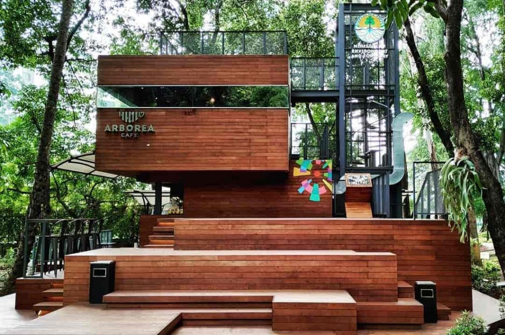 Arborea Cafe Jakarta