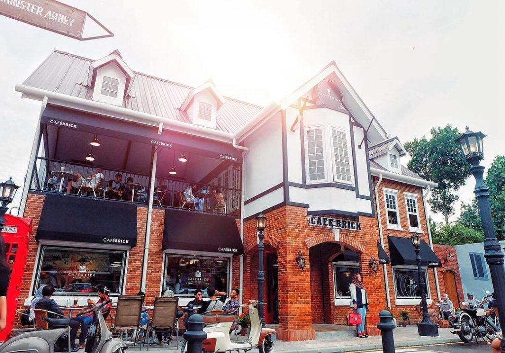 Bricks Cafe Jogja